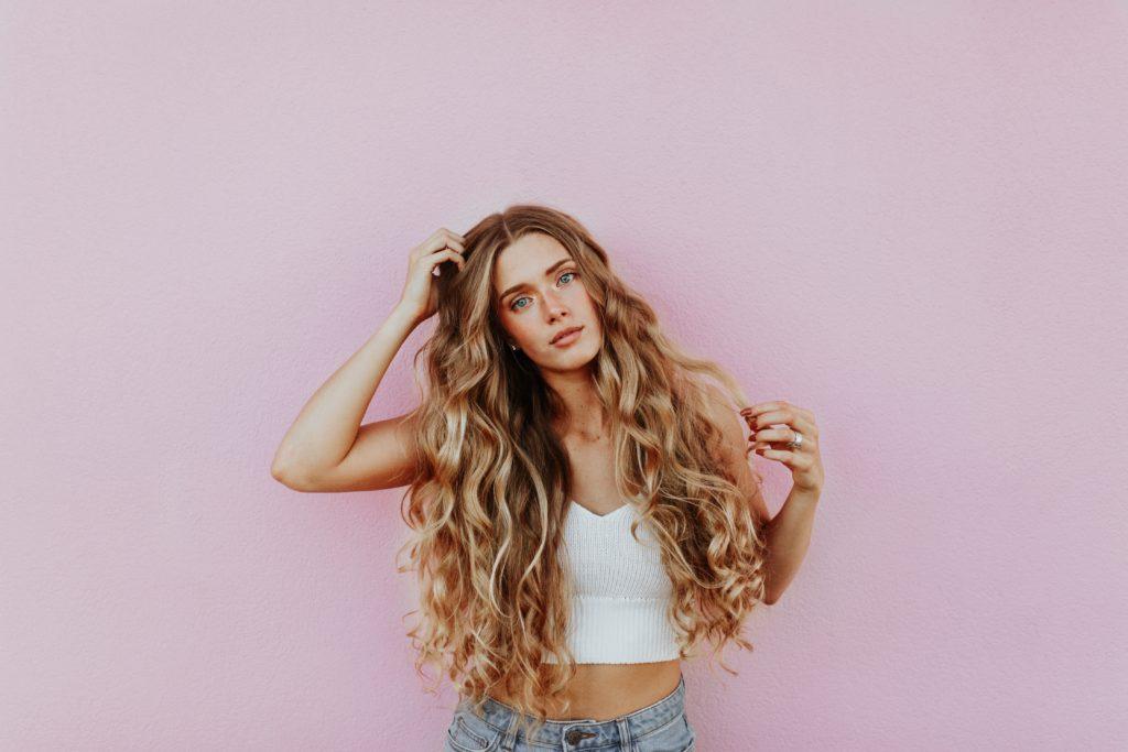 PCOS Haarausfall Haare