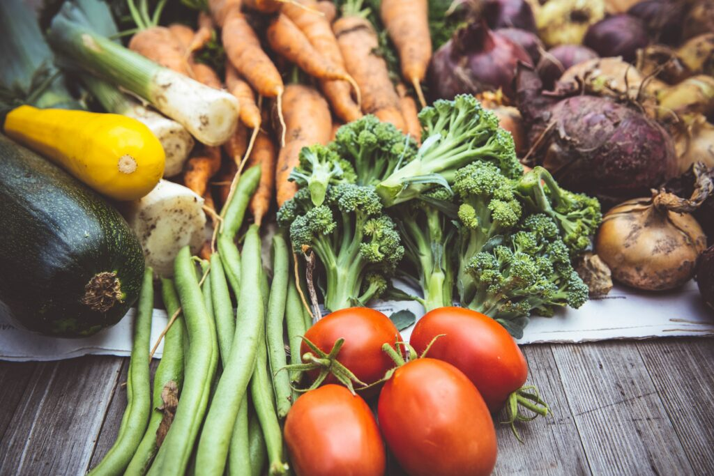 PCOS Vegetables